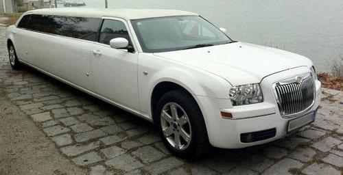 Limousine als Hochzeitsauto mieten