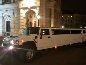 hummer stretch- limousine wien