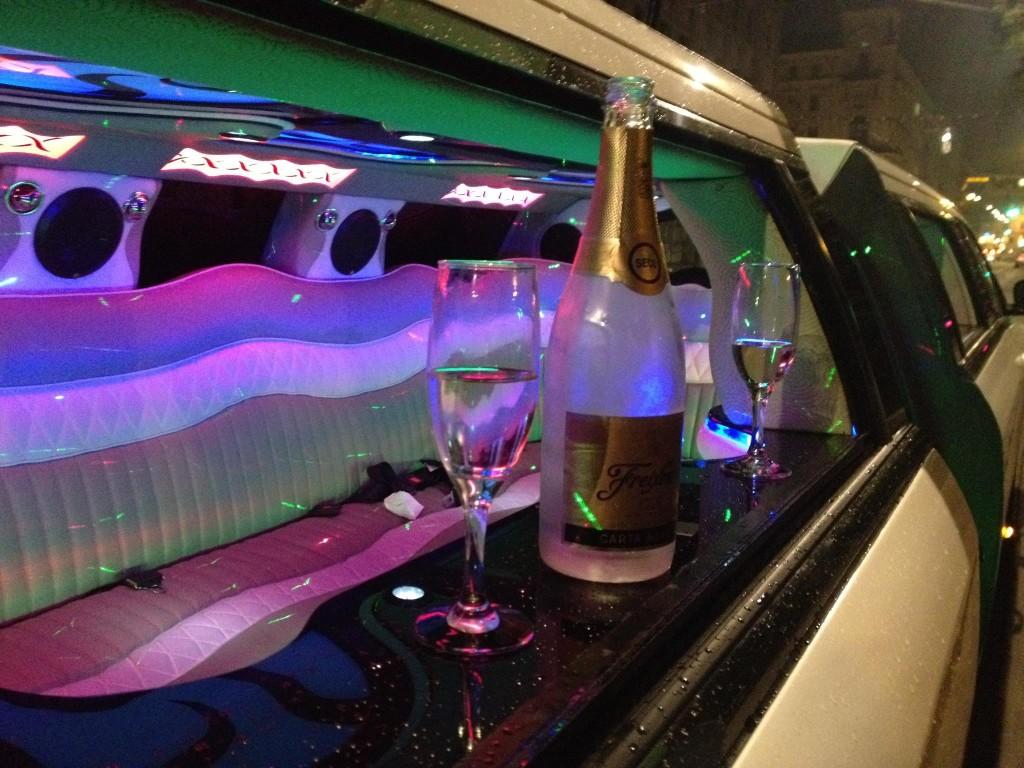 junggesellenabschied Stretchlimousine mieten, polterabend limousine