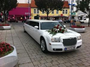 Limousine mieten zur Hochzeit