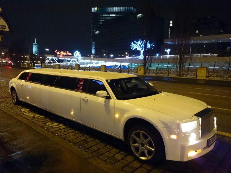 Limousinen- fahrt Wien